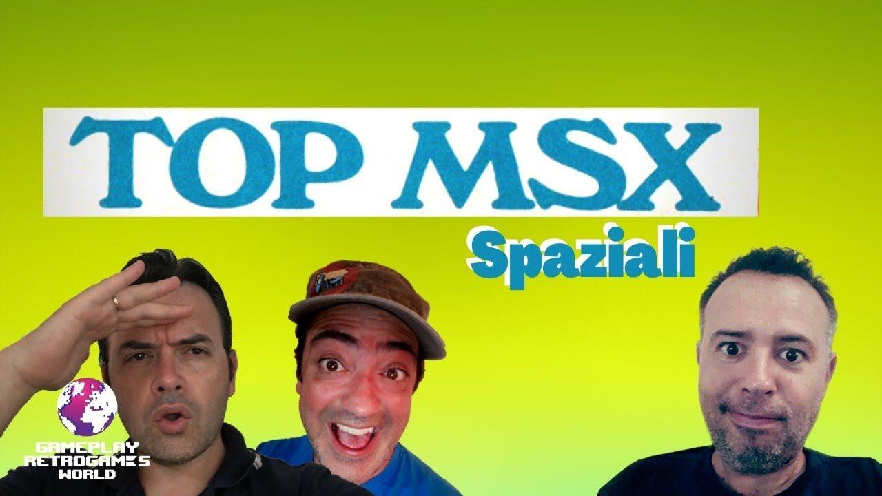 TOP MSX:05 Spaziali