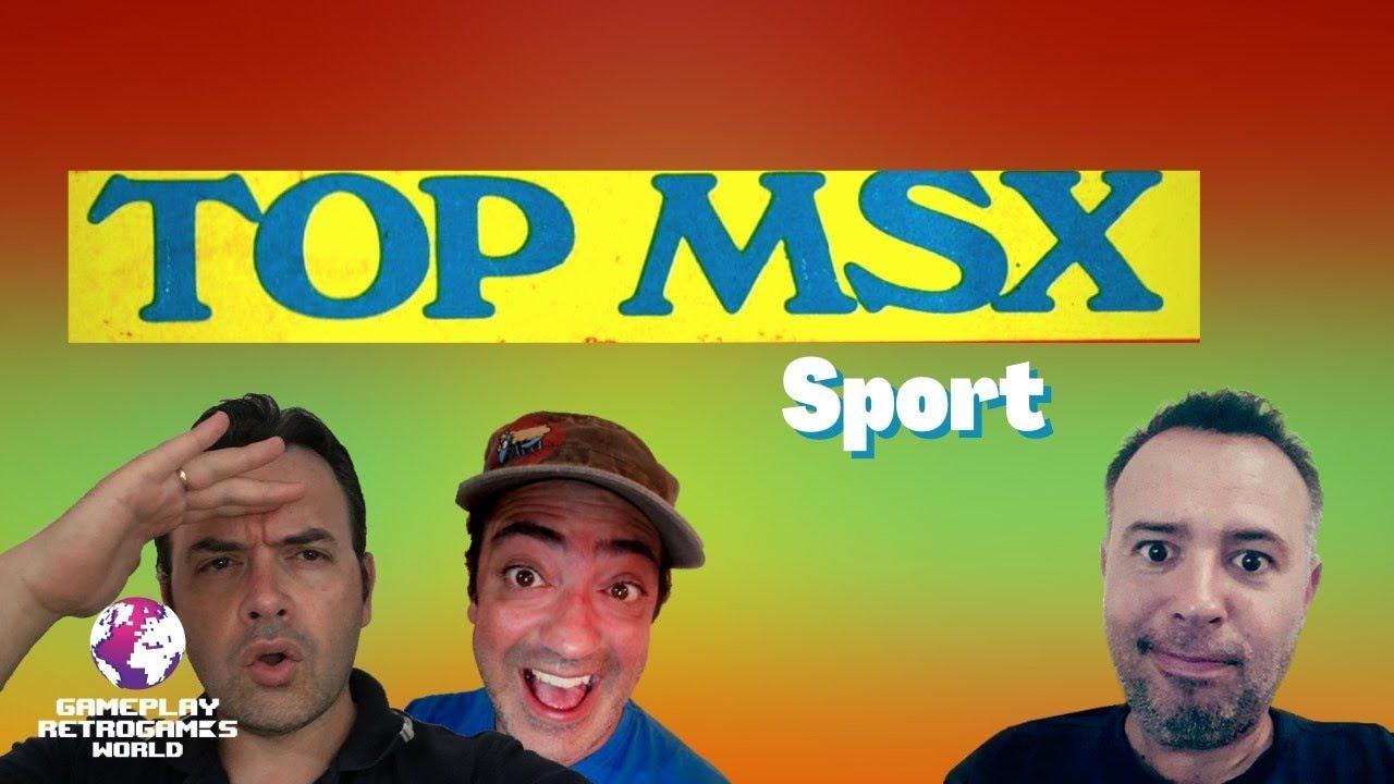 TOP MSX:06 Sport